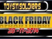 Viernes negro Toys'n'Soldiers Atlántica Juegos:28-11-14