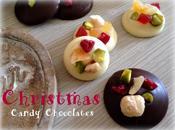 Christmas Candy Chocolates. Preparando Navidad.
