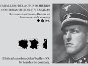 héroes favoritos XXXI: Dorr, Hans, oficial duro Waffen-SS