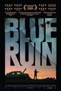 Póster: Blue Ruin (2013)