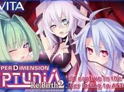 Hyperdimension Neptunia Re;Birth2: Sisters Generation Europa
