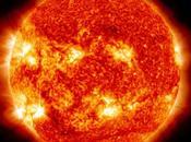 mancha solar veces mayor Tierra.