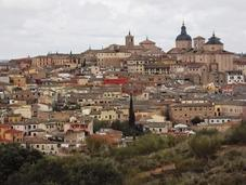 Toledo mágica través cinco leyendas