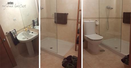 Reforma LOWCOST de mi baño - Paperblog