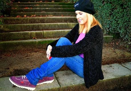 Mis Zapatos.com Giveaway&Look: Win these Kickers!!