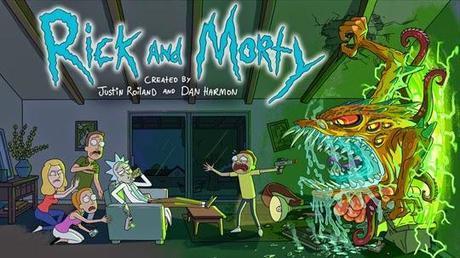 Vamos de aventuras con Rick y Morty
