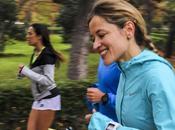 Segunda parada Run&Mind: energética Marta Larralde