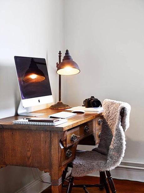 Inspiraci n deco estilo n rdico en madera y negro paperblog - Deco estilo nordico ...