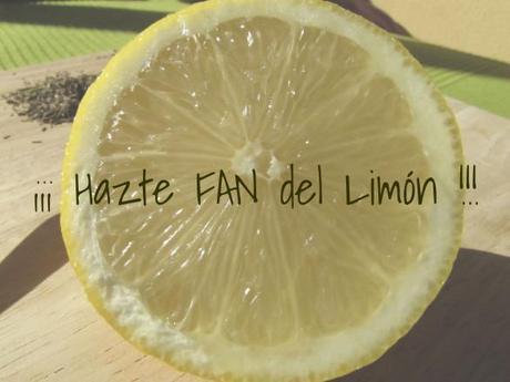Hazte FAN del limón