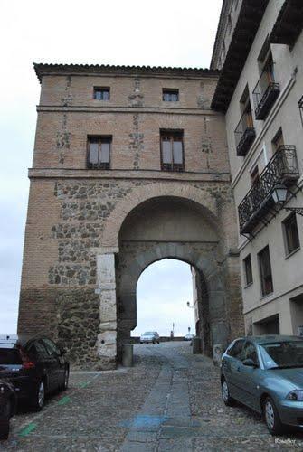 Puerta de Alarcones de Toledo