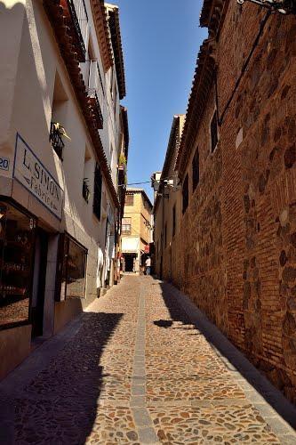 Calle de San Juan de Dios, Toledo