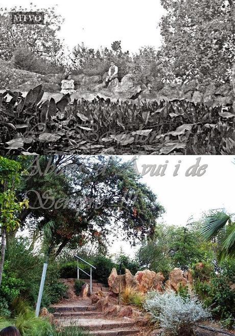 HISTÒRIA DEL PARC DEL TURÓ DE MONTEROLS,1ª,PART...23-11-2014...!!!