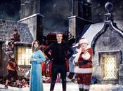 Póster promocional Especial Navidad 'Doctor Who'