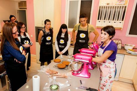 Curso de layer cake con alma obreg n y canal cocina paperblog - Cocina con alma ...