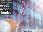"""Jornadas Cátedra Telefónica """"Innovación futuro TIC"""""""