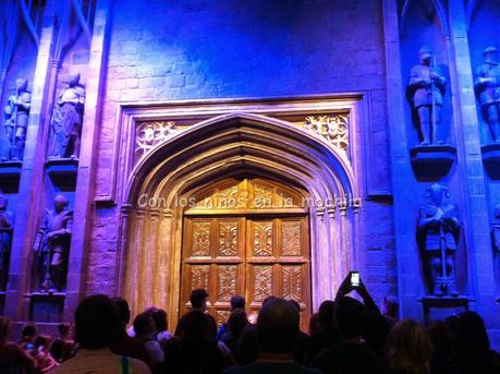 Londres con niños: Harry Potter Studios Tour