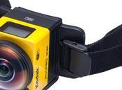 Kodak PixPro SP360 Acción Cam, entra escena