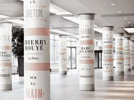 Ideas Deco Como Decorar Aprovechando Pilares Y Columnas Paperblog - Como-decorar-columnas