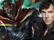 Benedict Cumberbatch vuelve desmentir vaya Doctor Extraño