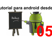 Aprende programar Android desde cero Proyecto Helloworld