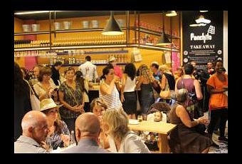 El mercat de gl ries la nueva barcelona gastron mica - El mercat de les glories ...