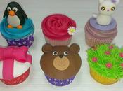 Curso Cupcakes iniciación