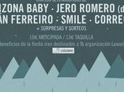 Mañana fiesta presentación Sonorama Ribera 2015