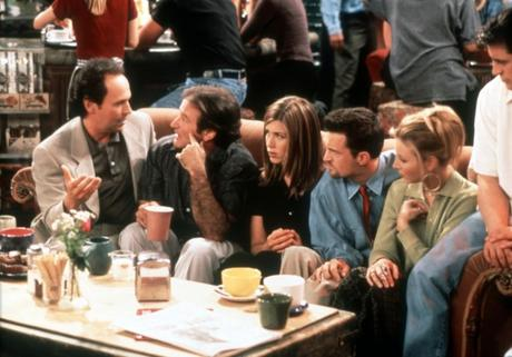 15 cameos de famosos en la inolvidable Friends