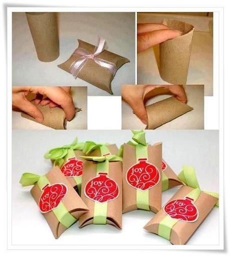 Ideas para envolver regalos para navidad paperblog - Envolver regalos de navidad ...