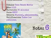 Jueves cine: Teen Beach Movie