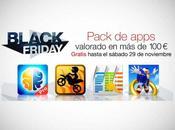 Black Friday Amazon, gratis aplicaciones juegos