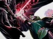 Épica portada Alex Ross Darth Vader Muerte