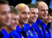 vida cotidiana astronauta