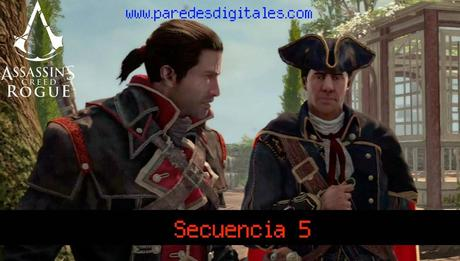 Gameplay: Quinta secuencia completa de Assassin's Creed: Rogue