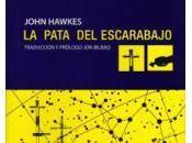 pata escarabajo, John Hawkes