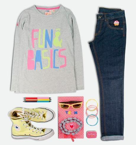 Moda infantil Fun & Basics Kids_sorteo Blogmodabebe