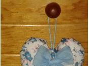 Corazón tela