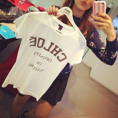 Foto: Creo que ya tengo claro uno de mis looks para la #ShopeningNight en #RockandGrace #JorgeJuan #valencia #blogging #valenciashopeningnight #misspersonalchopped VALENCIA SHOPENING NIGHT
