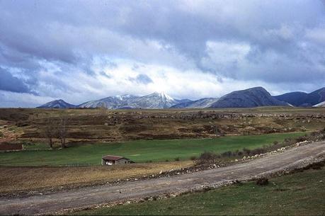 Peña Redonda, vigia del Antiguo Camino de Santiago por el norte de Palencia.