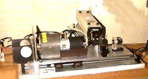 Sistema de espectroscopio Mössbauer
