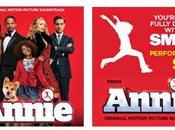 banda sonora original Annie, cuenta cantante