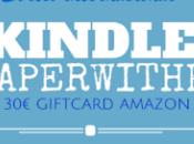 ¡sorteo internacional navideño! kindle paperwithe giftcard amazon.