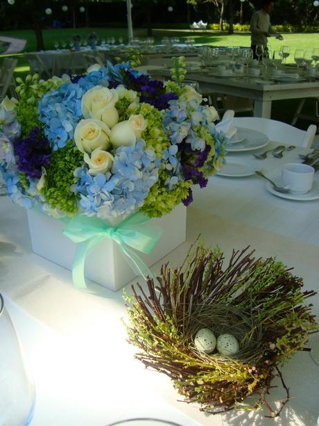 Como hacer centros de mesa para boda tips utiles paperblog - Como hacer centro de mesa ...