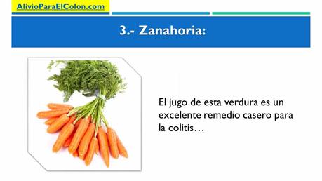 5 Remedios Caseros Para el Colon. 100% Naturales y de fácil acceso