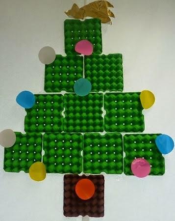 Adornos navide os con material reciclado paperblog - Adornos navidad reciclados para ninos ...