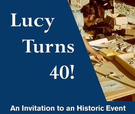 Lucy cumple 40 años