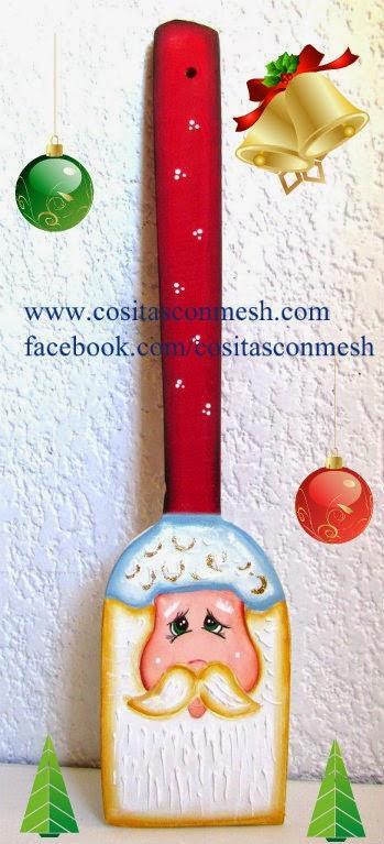 Adornos navideños para la cocina manualidades   paperblog