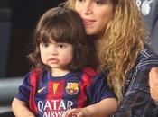 Shakira quiere prensa deje hijo tranquilo