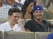 David Beckham hijo Brooklyn sufren accidente tráfico