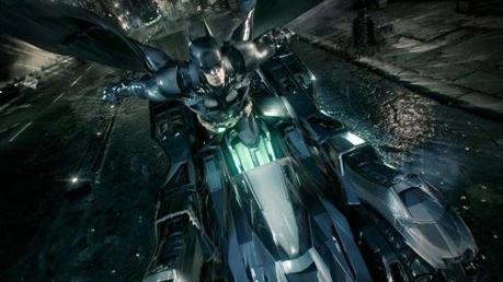 El Batmobile Es Protagonista En El Nuevo Trailer De Batman: Arkham Knight